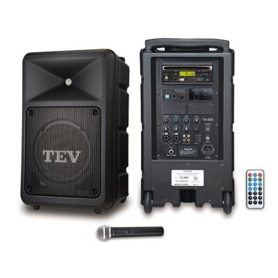 TEV 藍芽/DVD/USB/SD單頻無線擴音機 TA680iD-1