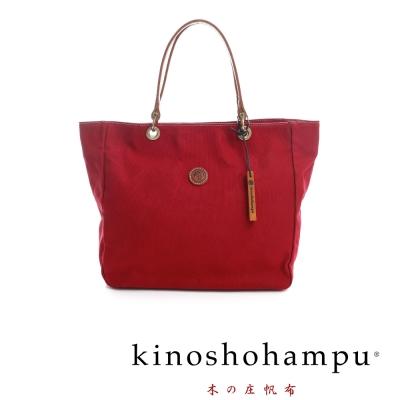 kinoshohampu-時尚百搭肩背包-紅色