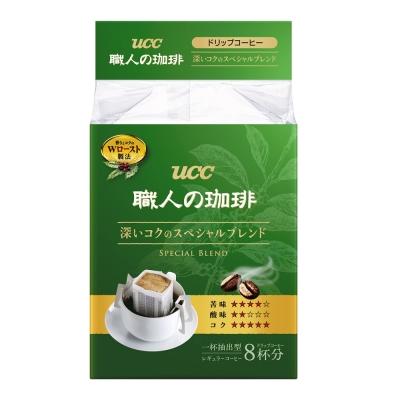 UCC 職人精選綜合便利沖咖啡(7gx8入)