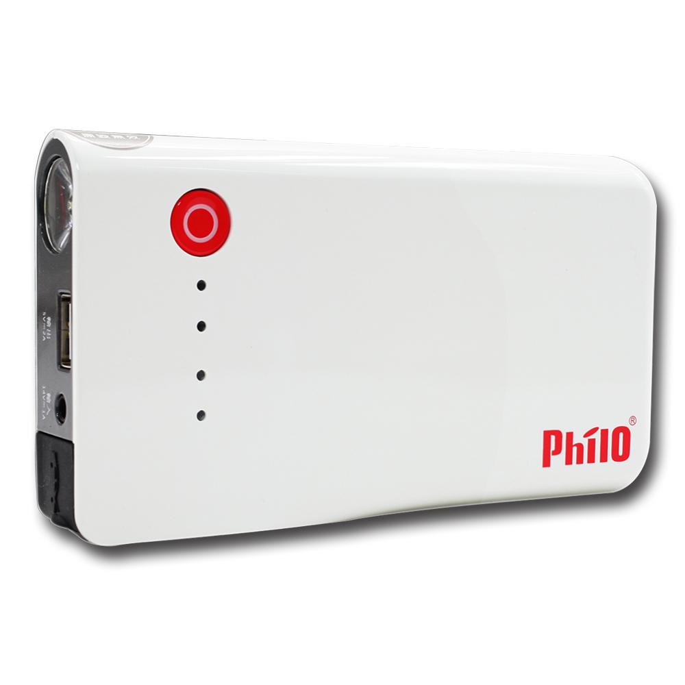 [快]飛樂Philo EBC-703 Plus救車行動電源-智慧型電瓶夾