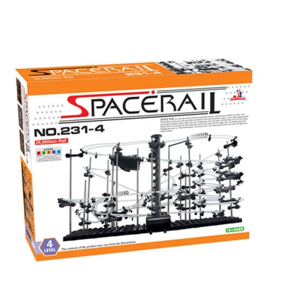 賽先生科學-Spacerail曲速引擎/瘋狂雲霄飛車----等級4