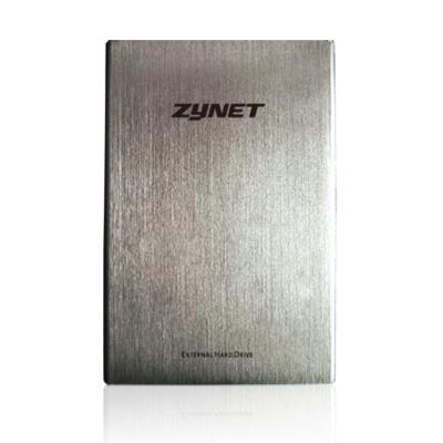 Zynet-OPA-59UASP 2.5吋 500GB USB3.0 外接式硬碟-灰色