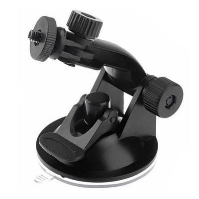 GoPro 副廠 1/4吋三腳架轉接頭 長臂 多動向全方位車架 吸盤車架