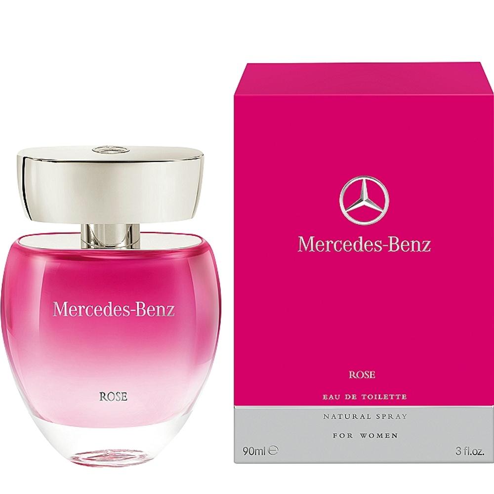 Mercedes Benz Rose 賓士玫瑰情懷淡香水 90ml