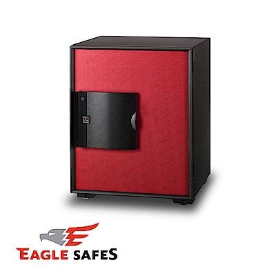 凱騰 Eagle Safes 韓國防火金庫 保險箱 (EGE-070-BR)(紅)
