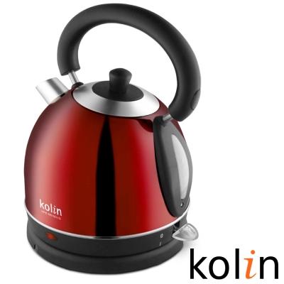 歌林1-8L繽彩不鏽鋼快煮壺KPK-MN1811S