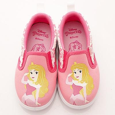 迪士尼童鞋 睡美人Aurora休閒鞋款-TH18306桃(中小童段)