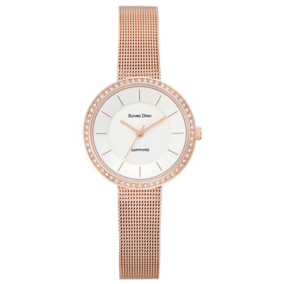 Roven Dino羅梵迪諾  愛遙遠時尚腕錶-RD6072-7-258-32mm