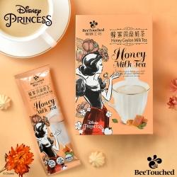 蜜蜂工坊 迪士尼公主系列蜂蜜錫蘭奶茶(24gx10包)