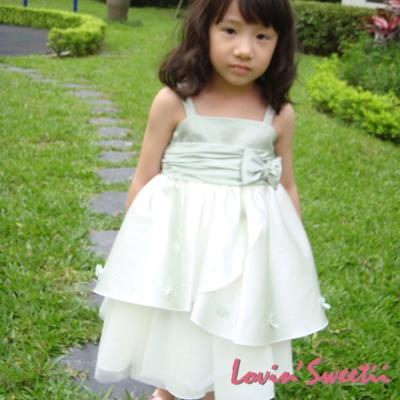 【Lovin' Sweetii】小公主網紗童洋裝~限量款