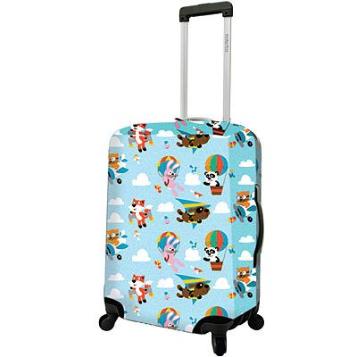 DQ 24吋行李箱套(熱氣球)