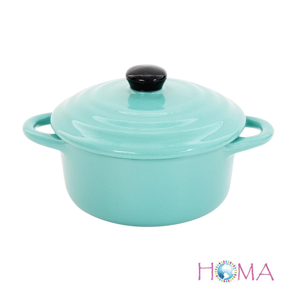 HOMA圓煲大烤盅-Tiffany藍