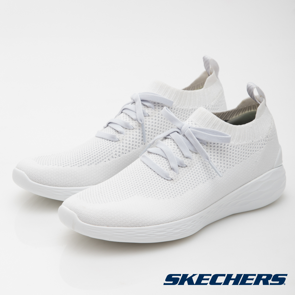 SKECHERS (男) 健走系列 GO STRIKE - 54210WHT