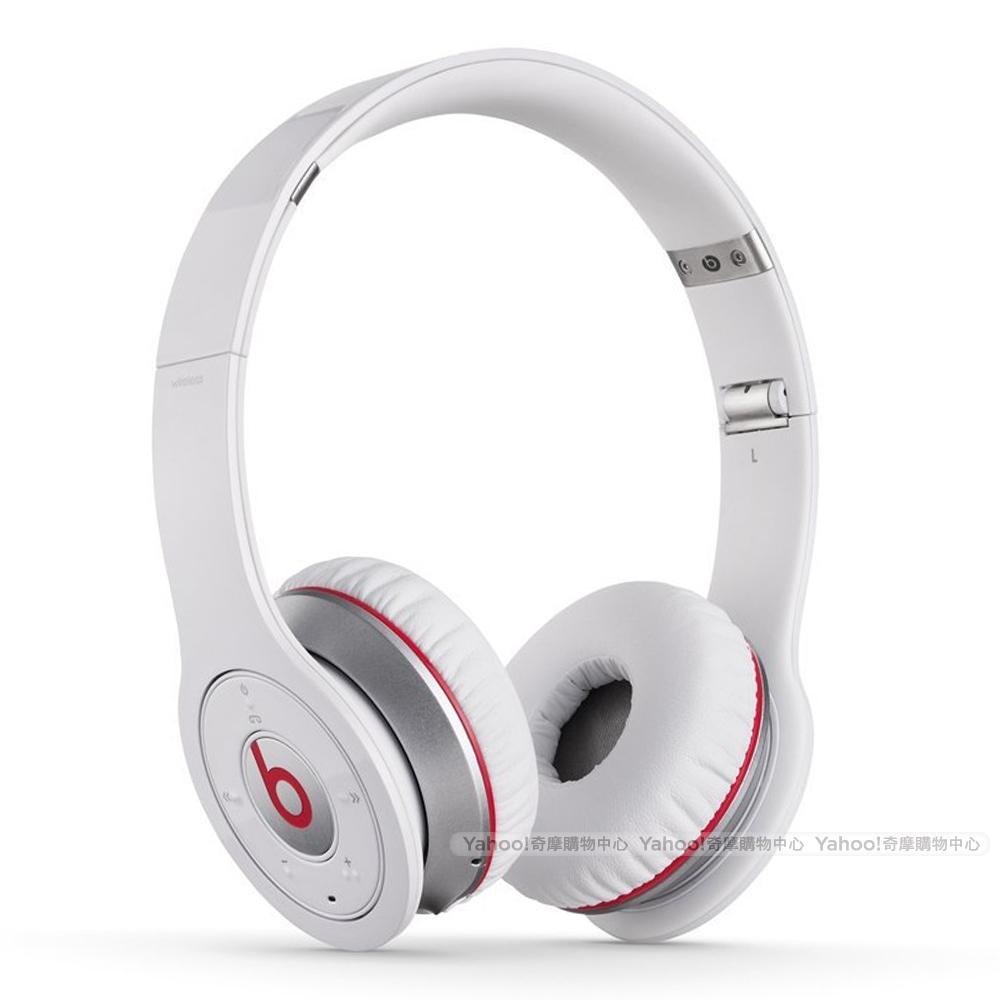 BEATS 耳機 BEATS Wireless  白色 藍芽無線/亦可有線 耳罩式耳機