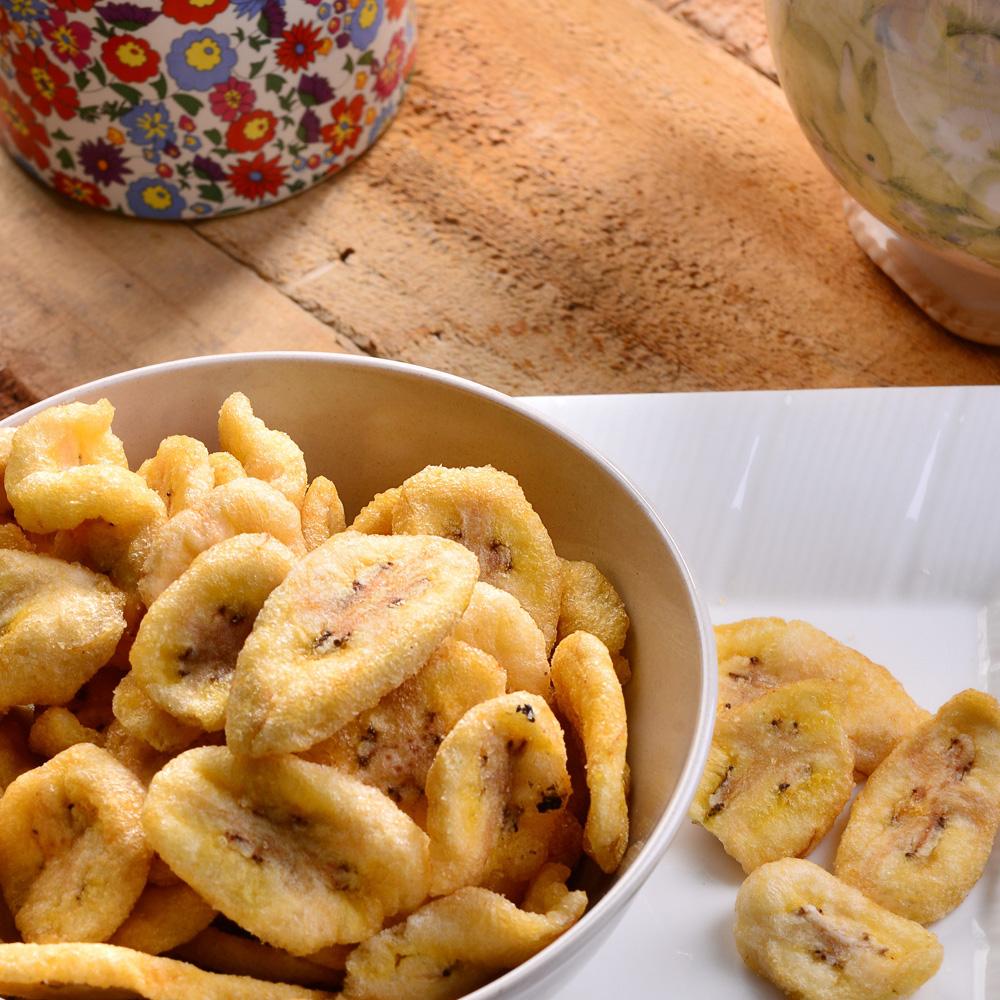每日優果 香蕉脆片(160g)