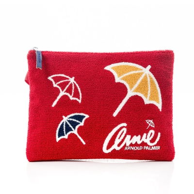 Arnold Palmer- 手拿包 AMIE-lovely系列-紅色