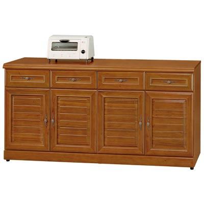 時尚屋施勝發正樟木5.3尺碗櫥櫃