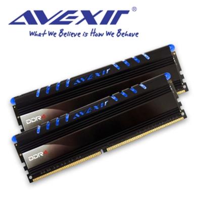 宇帷國際核心系列記憶體DDR4-2400-16GB