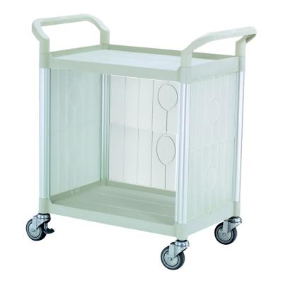 【COLOR】精緻標準型2層三面圍邊工具/餐推車