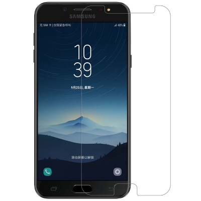 NILLKIN SAMSUNG Galaxy J7+ 超清保護貼-套裝版