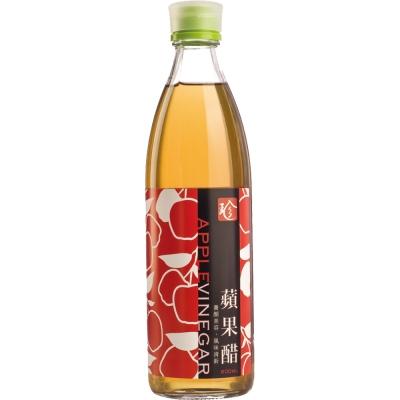 百家珍 蘋果醋(600mlx6入)