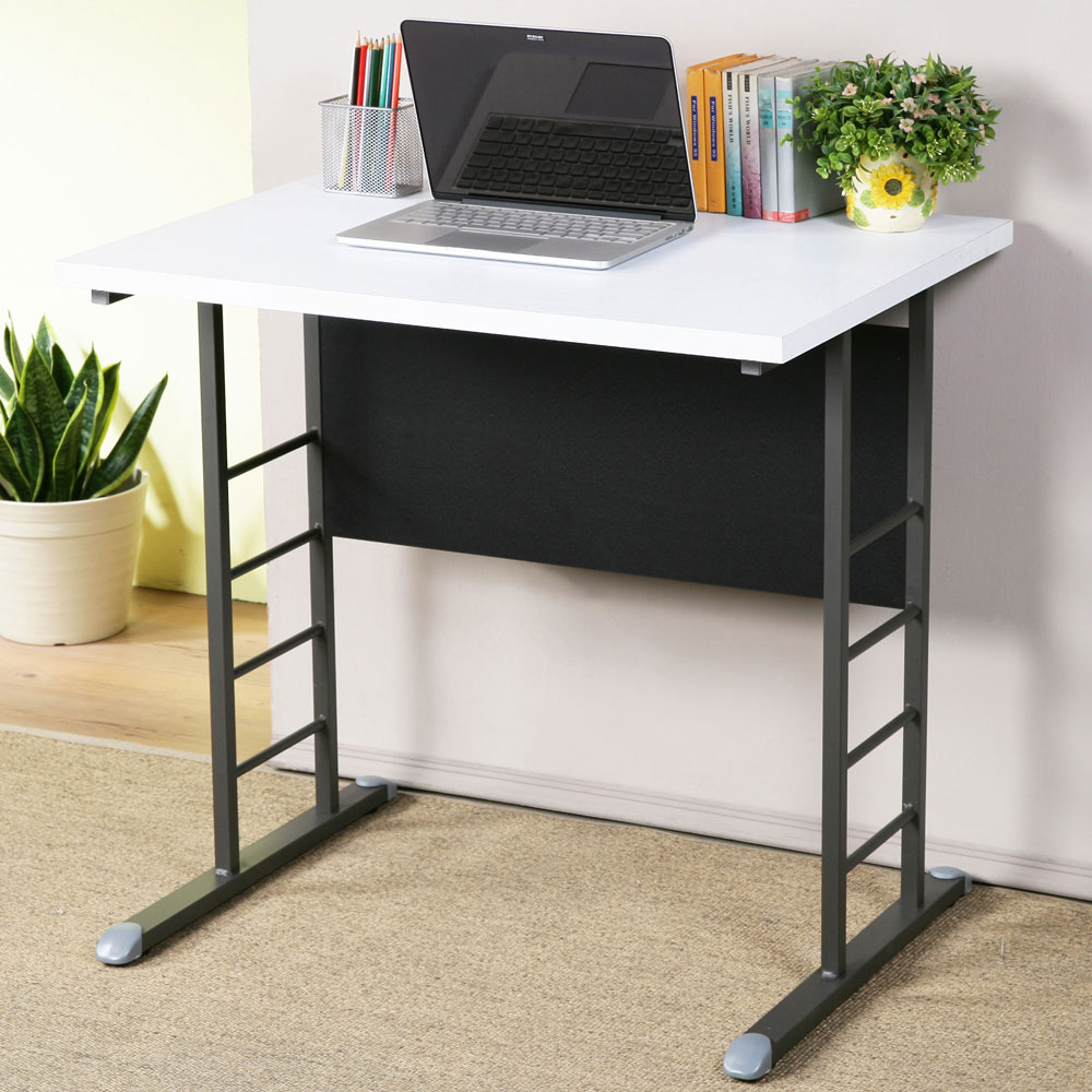 Homelike 馬克80x60辦公桌-加厚桌面