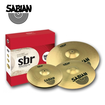 Sabian SBR5003 銅鈸套鈸組