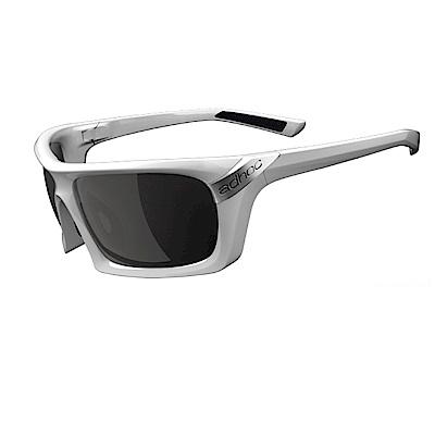 【ADHOC】運動太陽眼鏡-偏光灰片-全框式 PARKER