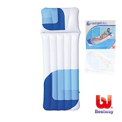 《凡太奇》Bestway。枕頭式水上單人充氣床墊 43088 - 快速到貨