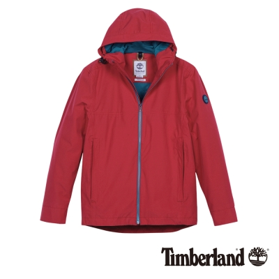 Timberland 男款辣椒紅RAGGED MOUNTAIN CLS夾克