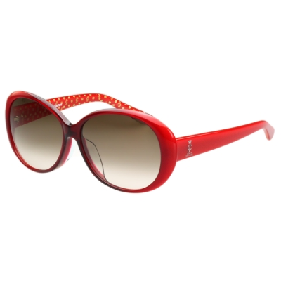 Juicy Couture 百搭造型 太陽眼鏡(紅色)
