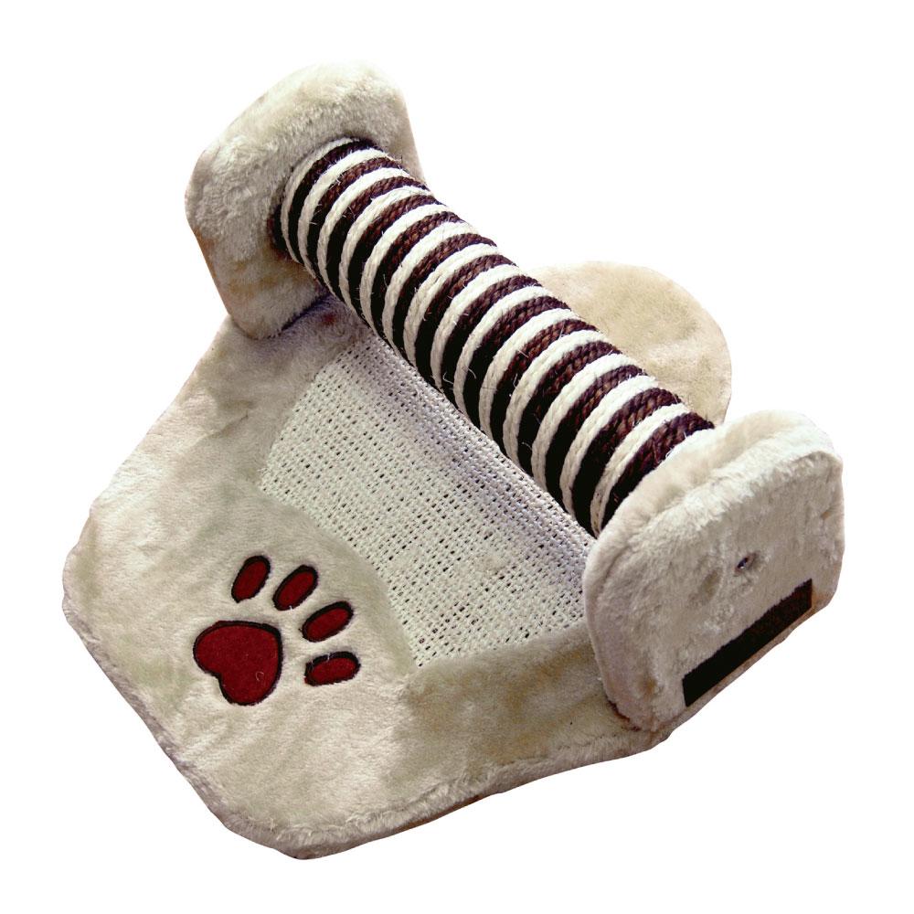 派斯威特-跳台世家貓跳台 腳印滾輪遊戲台貓抓柱
