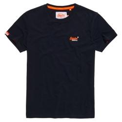 SUPERDRY 極度乾燥 短袖 文字T恤 藍色 380