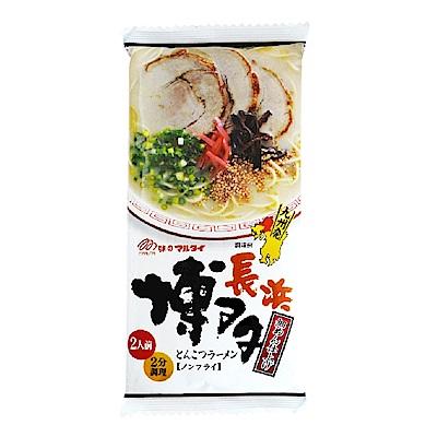丸太  博多豚骨拉麵(185g)