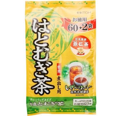 日本ITOH德用-薏仁茶3入-5g-62袋-入