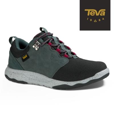 TEVA 美國-女 ARROWOOD 輕羽多功能水陸兩用鞋 (灰綠色)