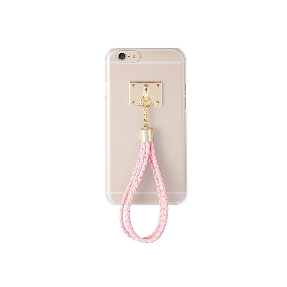 DDPOP iPhone 6 6S韓流明星手機殼編織手繩款
