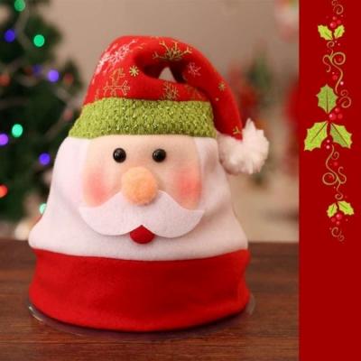 耶誕派對-可愛老公公雪花帽
