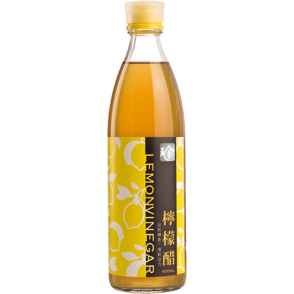 百家珍 檸檬醋(600ml)