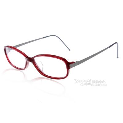 JULIO眼鏡 完美工藝/紅色#ZURICH RED