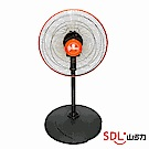 山多力 16吋360度立體擺頭循環立扇 FT-1602