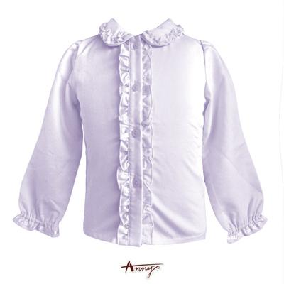 荷葉單排釦束口袖長上衣*2251紫