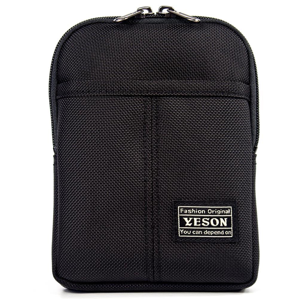 YESON - 18型防撥水多功能腰包二色可選 MG-588