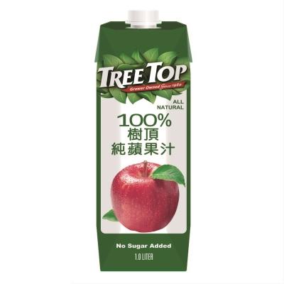 TreeTop樹頂 蘋果汁(1000ml)