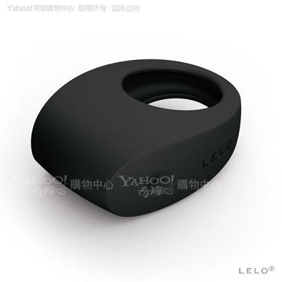 瑞典LELO-TOR 2 男性六段式時尚振動環-黑