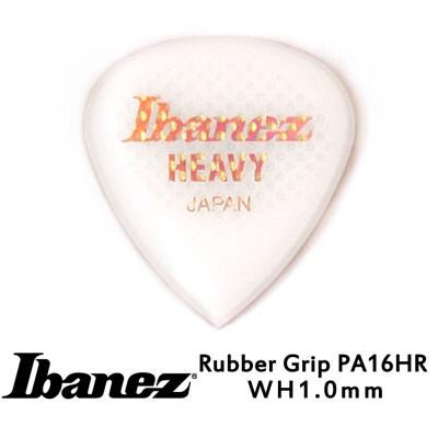 IBANEZ PA16HR 1.0mm 吉他彈片 白色款 10片包裝