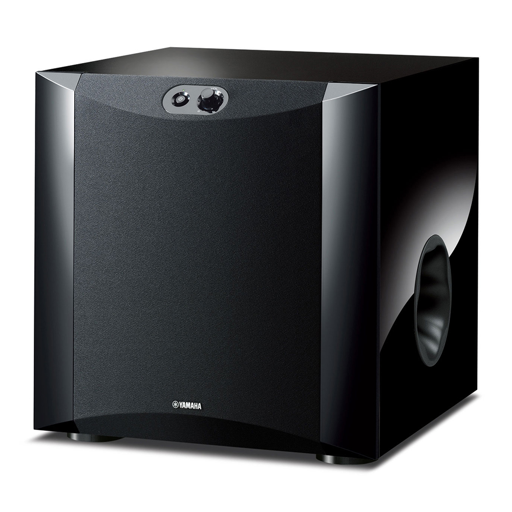 Yamaha 超重低音喇叭 NS-SW300(黑色鋼琴烤漆) product image 1