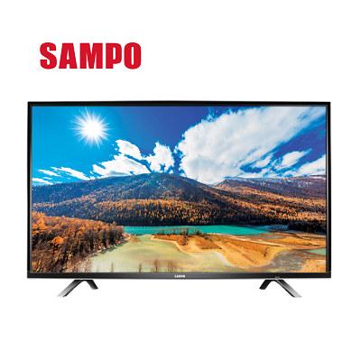 (福利品)  SAMPO聲寶 32吋 LED液晶顯示器 EM-32AK20D
