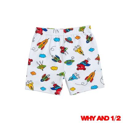 WHY AND 1/2 超人普普熊家居褲 11Y~12Y