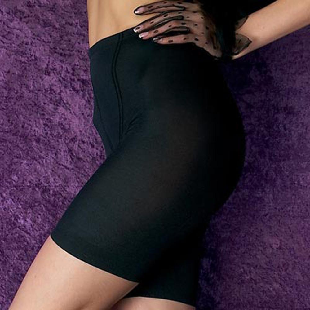 曼黛瑪璉-魔女 輕機能 修飾褲(黑)